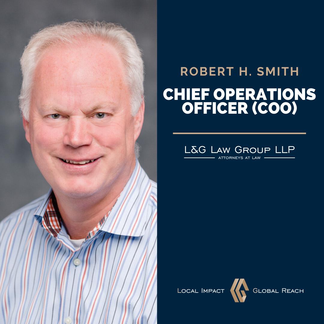 Bob Smith - COO